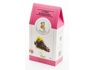 Ciemne winogrona Puffins - lekkie i odżywcze - nowa, rewolucyjna przekąska z owoców