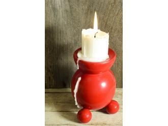Ciepło – zimno. Jak usunąć plamę ze stearyny?