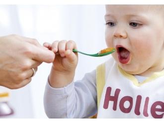 Żywienie dzieci  w przypadku alergii na mleko krowie
