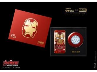 Limitowana edycja Galaxy S6 Edge Iron Man