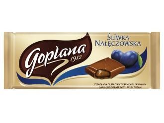 Edycje limitowane czekolad Goplana i wafelków Grześki