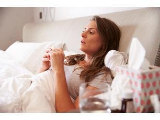 Gdy przeziębienie daje o sobie znać