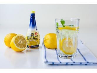 Słoneczny smak witamin – naturalny sok z cytryn sycylijskich marki Limmi