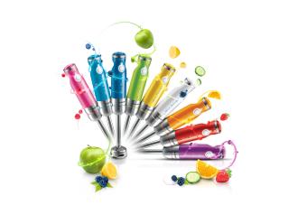Blendery ręczne SENCOR  - wpuść kolory do swojej kuchni!