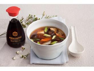 Kenchinjiru – japońska zupa jarzynowa