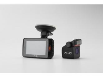 Podwójny wideorejestrator Mio