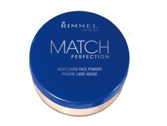 Rimmel: Match Perfection Silky Loose Powder