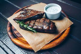 American style, czyli stek z sosem barbecue