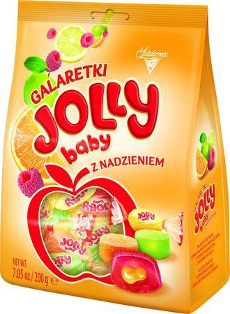 Galaretki Jolly baby – słodkości idealne na lato!