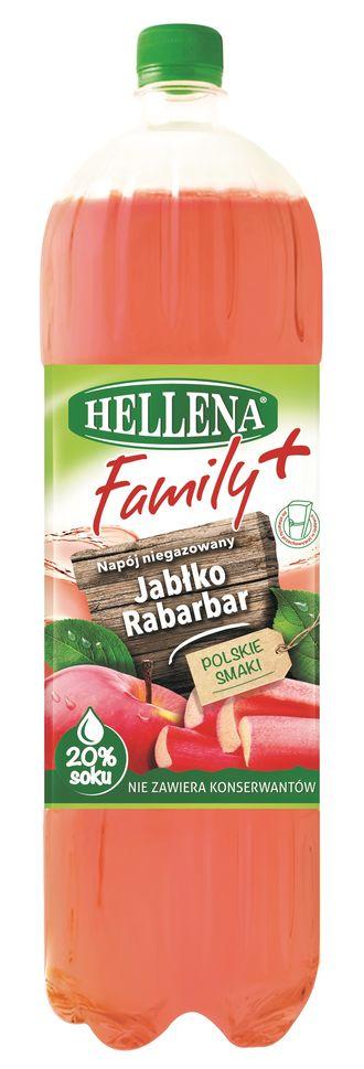 Soczyste napoje Hellena Family +