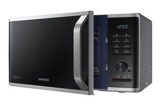 Samsung obala mity na temat mikrofalówek