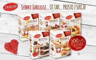 Słodkie nagrody z okazji 200-lecia produkcji we Włocławku