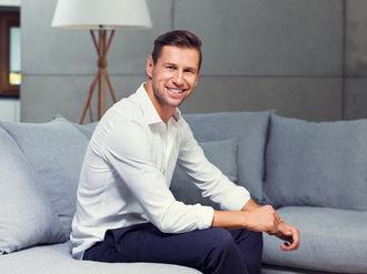 Grzegorz Krychowiak twarzą nowej kampanii Samsung Smart TV