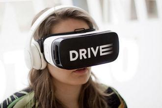 Samsung Drive - wirtualna rzeczywistość zadba o bezpieczeństwo jazdy