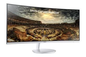 Zakrzywione monitory Samsung Quantum Dot docenione za innowacyjność