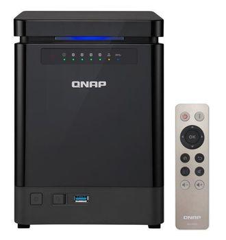 QNAP prezentuje model TS-453Bmini – elegancki NAS z czterordzeniowym procesorem Intel 14nm oraz wyjściem wideo 4K