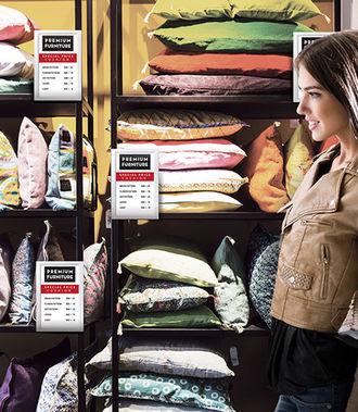 10 powodów, dla których warto zainwestować w elektroniczne etykiety cenowe