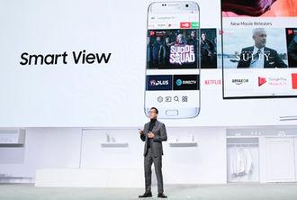 Telewizor i smartfon, czyli idealnie dobrana para