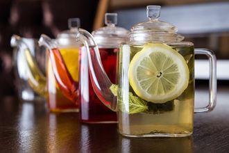 Herbata dla dbających o linię