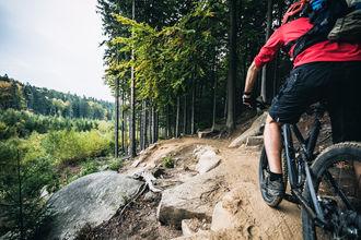 Nie bagatelizuj upadków na rowerze