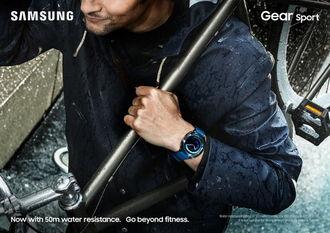 Nowe urządzenia ubieralne Samsung: Gear Sport, Gear Fit2 Pro, Gear Icon X