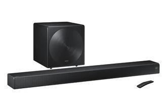 Jeszcze więcej mocy: soundbar HW-MS750 i subwoofer SWA-W700