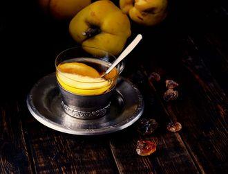 Wspomnienie wakacji – herbata z owocami