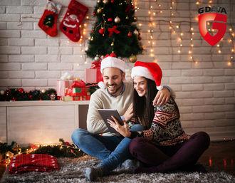 8 sposobów na uniknięcie e-kradzieży w trakcie świąt