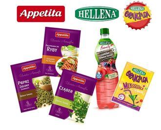 Wygraj nagrody od marki Hellena i Appetita