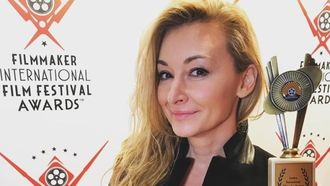 """Dokument Martyny Wojciechowskiej """"Ludzie Duchy"""" nagrodzony na London International Film Festival!"""