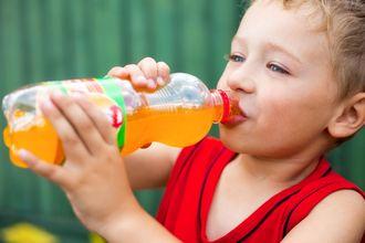 Główne źródła cukru w dietach polskich dzieci