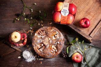 Ciasto z jabłkami w nowej, korzennej odsłonie.