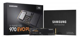 Samsung 970 EVO Plus – popularny dysk SSD NVMe jeszcze szybszy!