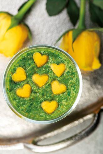 Walentynkowy Eliksir miłości - przepis kulinarny