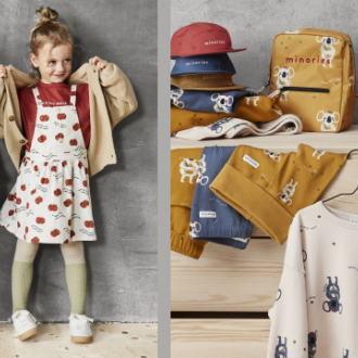 Minories - moda dziecięca od KappAhl