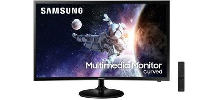 Samsung LC32F39M: monitor do konsoli